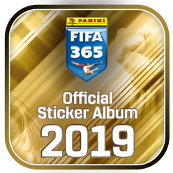 MyPanini FIFA365 Sticker