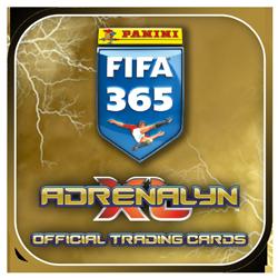 MyPanini FIFA 365 Adrenalyn