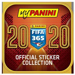 MyPanini FIFA365 STKR 20