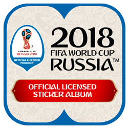 MyPanini World Cup Sticker
